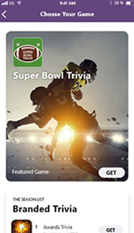 Trivia Game Store