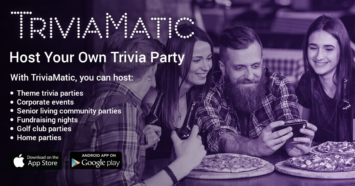 Hosting Party Trivia with TriviaMatic App